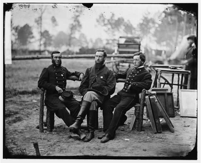 Union army surgeons.