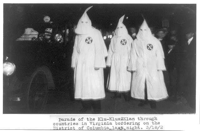 Ku Klux Klan 1924