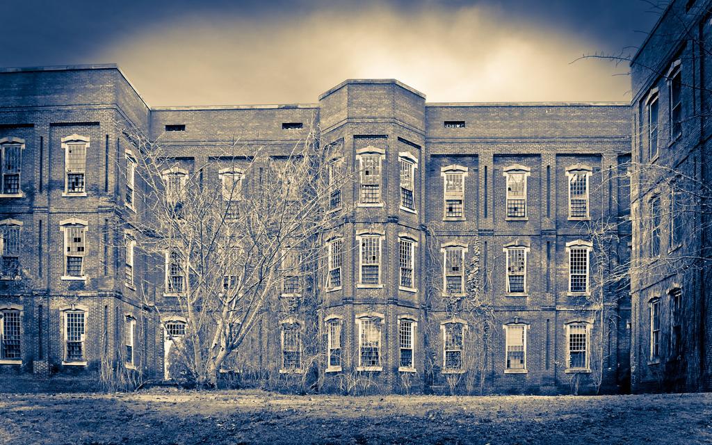 Milledgeville Lunatic Asylum, Georgia
