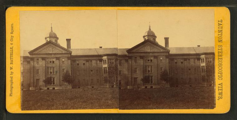 New York State Lunatic Asylum