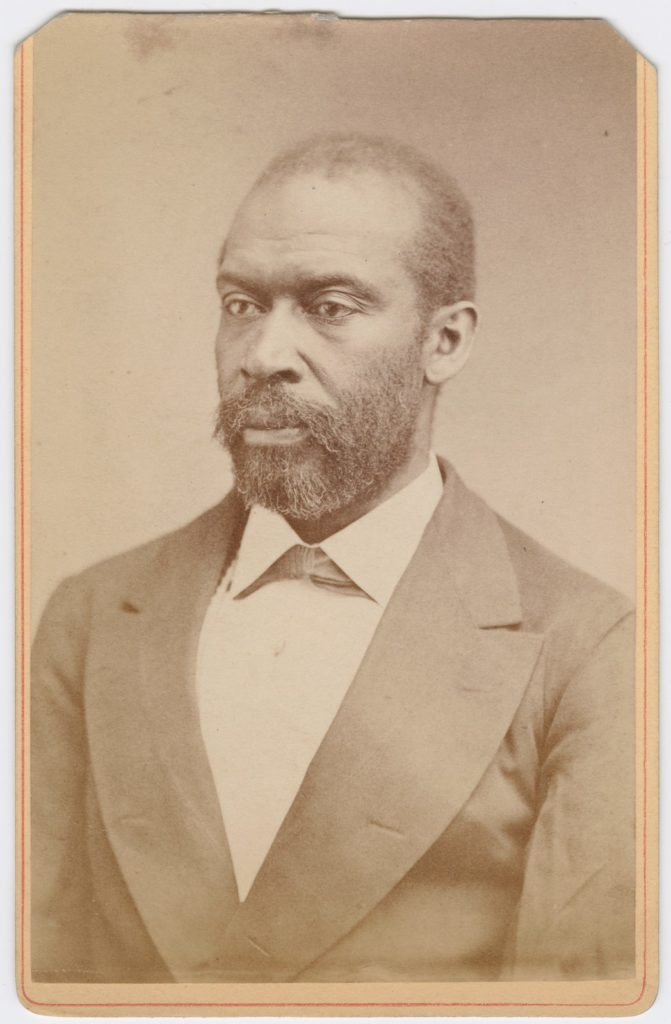 Thomas Morris Chester was one of the few African-American war correspondents during the Civil War.